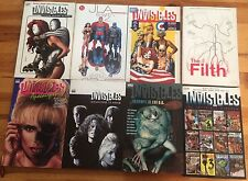 Lot of 8 Graphic Novels by Grant Morrison