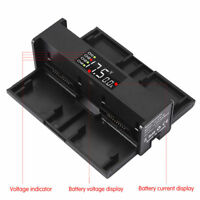4-in-1 Battery Charging Hub Dock 4-Port Charger for DJI Mavic 2 Pro/Zoom