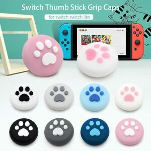 4x For Nintendo Switch Lite NS Joystick Controller Case Thumb Grip Button Cover