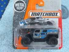 Matchbox 2016 #079/125 GHE-O RESCUE grey MBX HEROIC RESCUE Case D