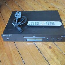 Cambridge Audio Azur 640C Ver 2.0 CD Player Separate Black w Remote Tested