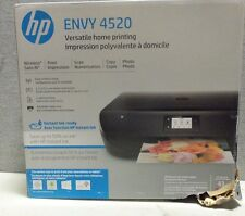 HP Envy 4520 Wireless Color Photo Printer with Scanner and Copier with Instant I