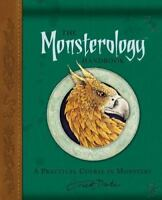 The Monsterology Handbook: A Practical Course in Monsters (Ologies) by Dr. Erne
