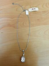 2028 Swarovski Elements Glass Pendant Necklace MSRP $32