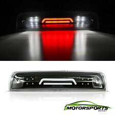 For 2009-2018 Dodge Ram 3D Led Third Brake Light Cargo Lamp Replacement Black