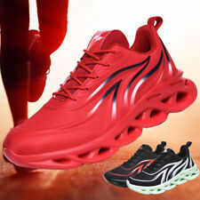 Men's Athletic Sneakers Outdoor Casual Running Walking Tennis Shoes Gym Sports