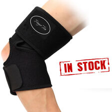 Elbow Compression Sleeve Arm Brace Support Arthritis Tendonitis Reduce Pain