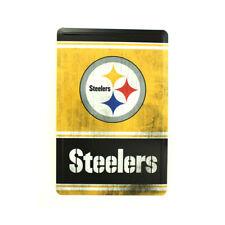 Pittsburgh Steelers NFL Team Logo Tin Sign