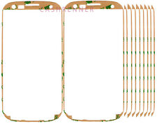 10x 3M Rahmen Kleber Klebepad Glas Adhesive Sticker Frame Samsung Galaxy S3