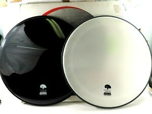 NEW Attack Ocheltree No Overtone Bass Drumhead Pack 20""