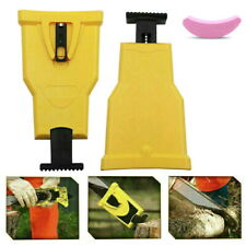 More details for two hole chainsaw teeth blade sharpener fast sharpening stone grinder tools