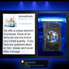 2009 BlizzCon World of Warcraft Grunty Murloc Space Marine Pet Card WOW New