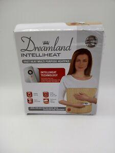 8129 Dreamland Intelliheat Fast Heat Multi Purpose Heat Pad