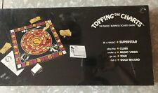Topping The Charts Music Business Board Game Sealed Never Used