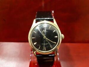 BEHA Handaufzug Herrn Uhr 17 Rubis Kal. Durowe 422