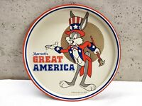 Vintage Marriott's Great America Theme Park Bugs Bunny Serving Tray