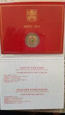 2 Euros Commémorative Vatican Vaticano 2015 ''VIII Rencontre des Familles'' BU