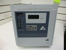 Delta F Corp 150-e Oxygen analyzer 153E-5000 DF 150E-0415 0-5000 ppm BTU DF