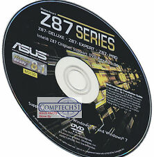 ASUS Z87-EXPERT MOTHERBOARD AUTO INSTALL DRIVERS M3130  DUEL LAYER DISK