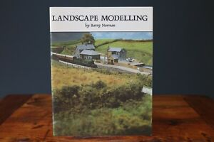Landscape Modelling Barry Norman EM OO 4MM Railway 2