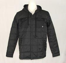 "Metal Mulisha ""Timber"" Hoodie Insulated Lined Jacket - Large - BNWT"