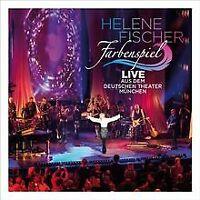 Farbenspiel-Live aus München von Fischer,Helene | CD | Zustand gut