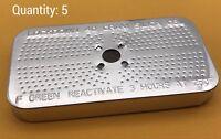 5 Rechargeable 40 Gram Desiccant Gun Safe Ammo Dehumidifier REUSABLE Silica Gel
