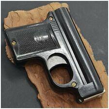 Briquet essence PISTOQUET PARIS France figuratif pistolet Petrol auto Lighter