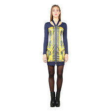 Versace Jeans Womens Designer Mini Dress