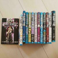 Used Japanese Comics Manga Complete Set Death Note vol. 1-13