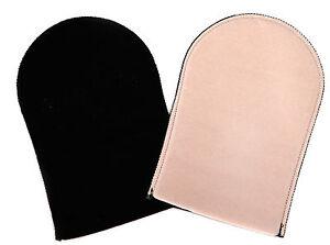 1 X Self Tanning Glove Fake Self tanning Mitt  Easy Application No Mess black
