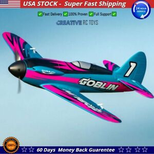 New! Durafly (PNF) Goblin Racer Wingspan Rc Airplane Flying Wing Pnp 820mm EPO