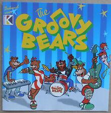 The Groovy Bears - The Groovy Bears - CD