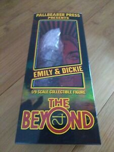 Distinctive Dummies Fulci The Beyond Emily & Dickie 1/9 Scale Action Figure
