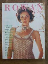 Rowan Knitting & Crochet MAGAZINE Nº 37-plus de 40 Designs Inc. Kaffe Fassett