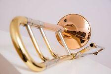 Schmelzer Mod. 2 II Jazz Tenor Posaune Trombone Goldmessing Williams 6