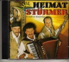 (DG578) Heimat Sturmer, Es Reicht ein Handschlag - CD