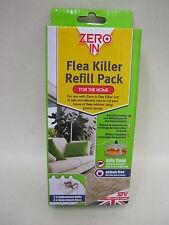 Nueva Cero en STV Electric Pulgas Killer Refill Pack Poison libre Perro Gatos zer019