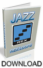 JAZZ REX Loops-CUBASE-LOGICA-PRO TOOLS-ABLETON-download-STUDIO FL