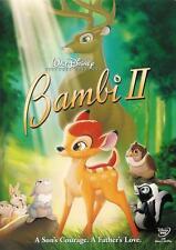 Walt Disney ~ Bambi II ~ DVD dts