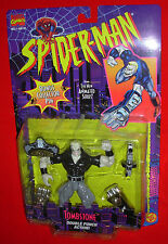 Spider-Man The New Animated Series TOMBSTONE Action Figure 1995 MOC