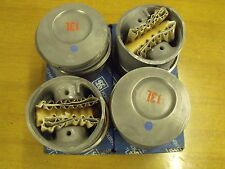 Ford Escort Fiesta Orion 1.3 HCS Pistons set of 4 boxed new @ 1.00mm oversize