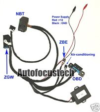 BMW F01 F02 F10 F18 F25 Fxx NBT Ignition Emulator to ZGW For CAS4 Ignition ON