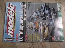 $$ Modèle magazine N°610 plan encarté avion Punch  Cougar MRC  Radio FF9 Futaba