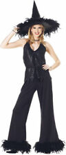 Morris Costumes Women's Witch & Sorceress Witch Glamour One Size. PM802580