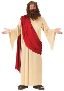 Adult Jesus Biblical Son of God Costume SIZE S (Used)
