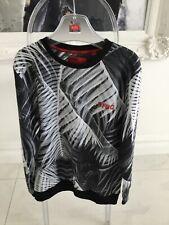 DFNG black & grey top size L
