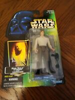Star Wars:  1997 POTF The Power of the Force:  Han Solo in in Carbonite MOC