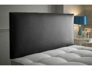 FAUX LEATHER VICTORIA HEADBOARD ALL SIZES AND COLOURS AVAILABLE BEST ON EBAY