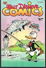 WALT DISNEY'S COMICS AND STORIES #637 OCT 2003 DONALD DUCK FISHING COVER NM-